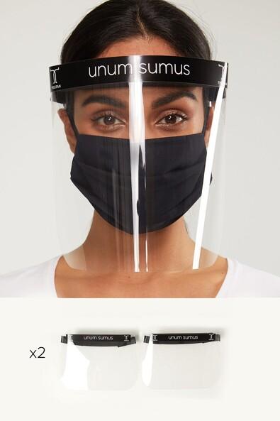 Unum Sumus Face Shields pack of 2
