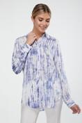 Tie-dye regular shirt