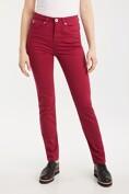 High waist slim jean
