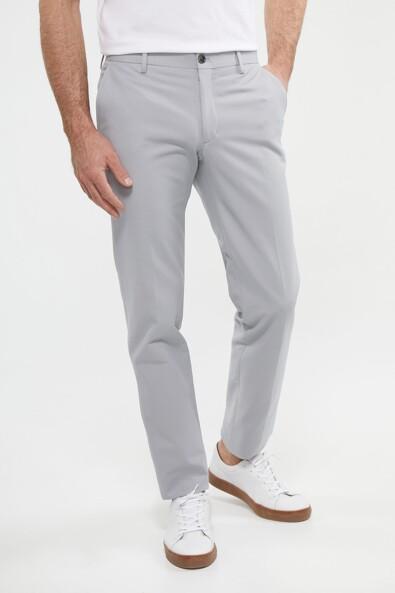 Solid colour Slim Fit pant
