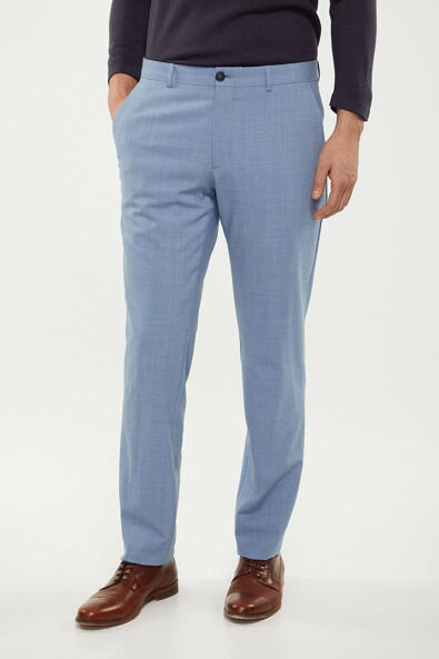 Solid colour Skinny Fit pant