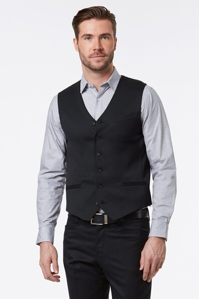 Basic Fitted vest
