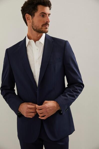Basic Fitted jacket