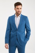 Solid Extra-fitted blazer