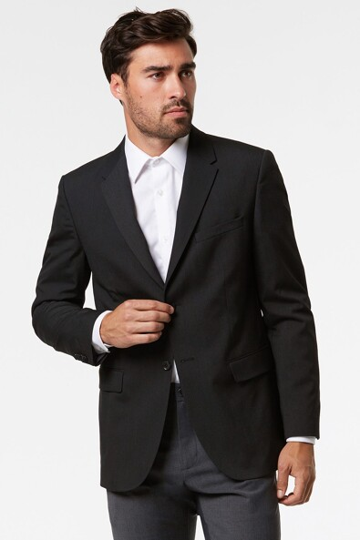 Two tone Fitted blazer