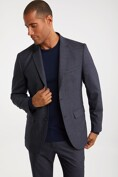Two tone Washable Fitted blazer