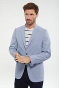 Striped Extra-fitted blazer